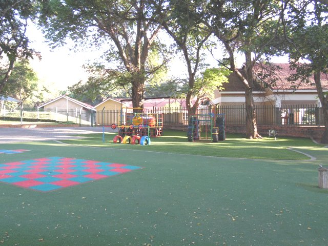 Foundation Phase Playground