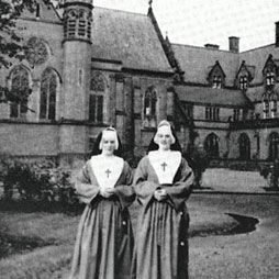 Selly Park Birmingham England is the mother house of the sisters of St Paul after which Selly Park Convent Primary-school is named